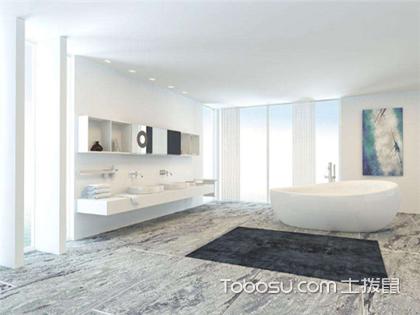 2018浴室装修效果图,最新浴室装修设计图片