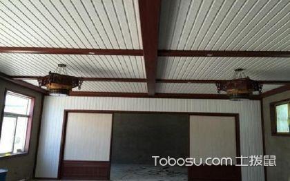 扣板吊顶怎么安装?扣板吊顶安装步骤介绍