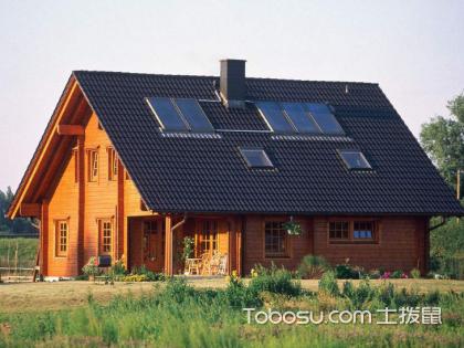 太阳能房屋设计案例,让家居生活更节能