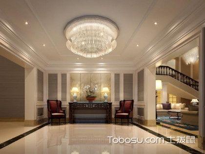 门厅装修效果图实例,经典门厅装修风格