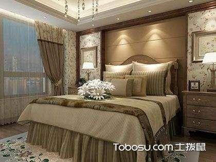 美式窗帘效果图欣赏,美式风格窗帘特点简介
