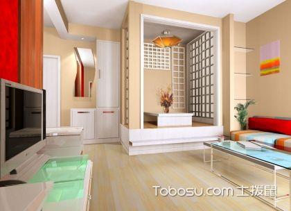 小户型客厅装修效果图-卧室连阳台装修效果图小户型--