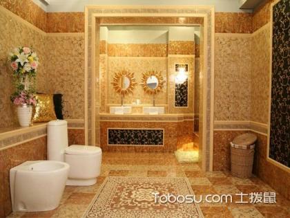卫生间墙面砖铺贴方法有哪些?卫生间墙面砖铺贴要注意什么?