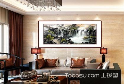 客厅装饰画怎么选择,客厅装饰画知识