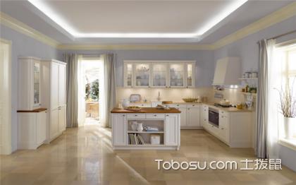 3平米小厨房装修效果图赏析,厨房装修技巧大盘点