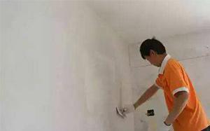 【粉刷墙壁】粉刷墙壁的步骤_质量问题_材料_图片