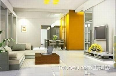 10平米客厅现代简约风格装修样板间