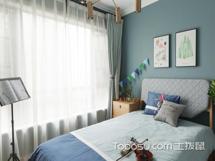 6平米男生卧室装修图,教你打造超高逼格的男生卧室