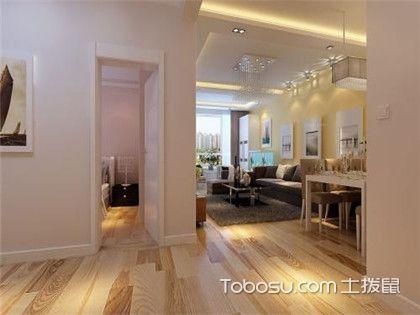 如何把房屋布置得漂亮又温馨?参看80平米两室一厅装修效果图。