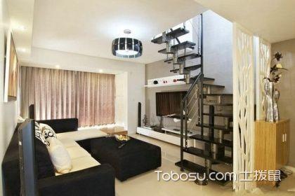 10平米挑高小户型客厅设计