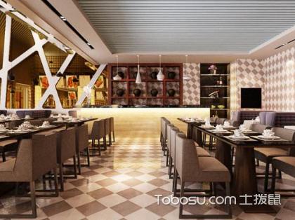 饮食也可以很高雅,茶餐厅如何装修更好