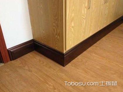 遵守三点踢脚线安装注意事项,你家的踢脚线做好了吗
