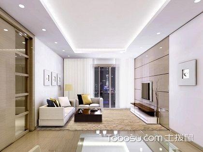 简约客厅装修实景图大全,最全的装修注意事项