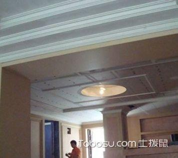 客厅吊顶开裂的原因有哪些及预防和修复方法介绍