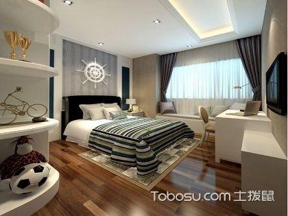 90平米三室一厅户型图,三室一厅装修设计要点