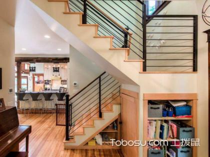 180平米复式楼梯设计效果图怎么样?复式楼梯设计该注意哪些?