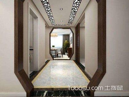 走廊过道装修效果图:你的走廊也可以很精致