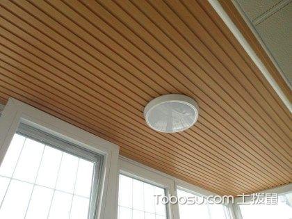 阳台生态木吊顶效果图,阳台生态木吊顶的安装步骤
