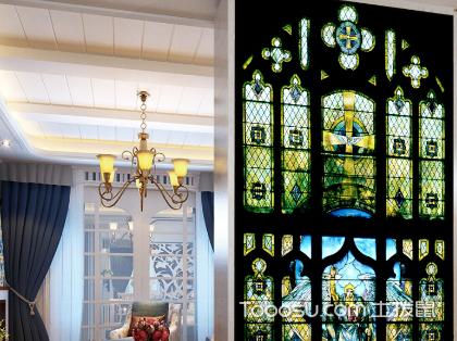 大小户型通吃的玻璃玄关隔断装修,简约中的时尚