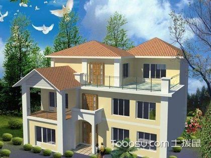 乡镇小别墅楼房设计图,合理的布局温馨的家图片