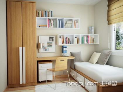 小空间大格局,看10平米卧室如何装修