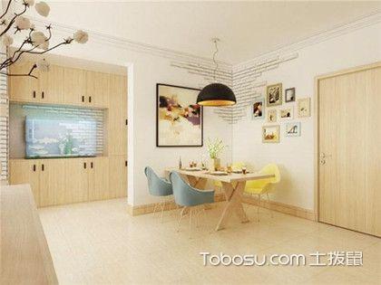 90平米日式风格装修效果图,清新复式家装设计案例赏析