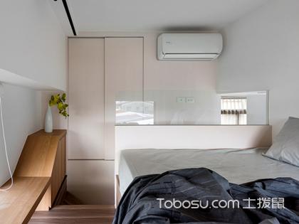 35平一室一廳裝修圖,小戶型這樣裝修才夠個性