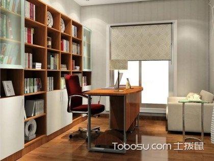 家用书柜效果图赏析,家庭书柜的标准尺寸