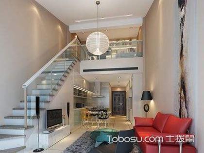 loft装修效果图欣赏,精致的小户型单身者的天堂