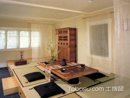 10平米客厅榻榻米地台高度及制作注意事项
