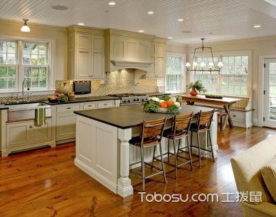 【開放式廚房設計】開放式廚房選用什么風格好