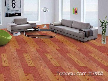地板革怎么鋪?地板革的施工程序與方法