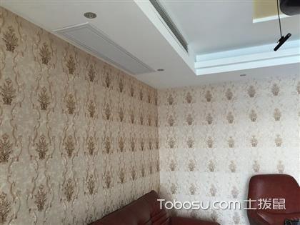 卧室墙布贴什么颜色好?不同颜色不同格调