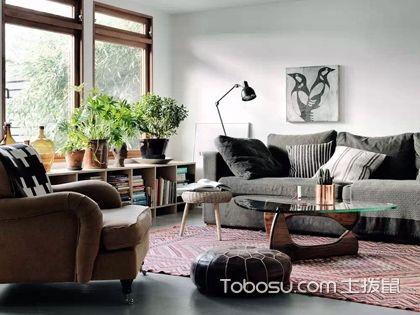 90平米三室一厅装修效果图,北欧风格的90平三室一厅设计
