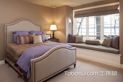 卧室飘窗装修,尽享午后悠闲时光
