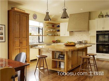 開放式廚房怎么做隔斷?開放式廚房隔斷設計介紹