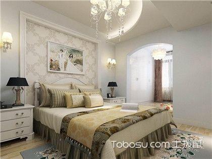 婚房臥室布置效果圖,將要結婚的你一定需要!