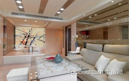 55平米小户型两室一厅一卫6—8万半包/全包装修预算要多少钱