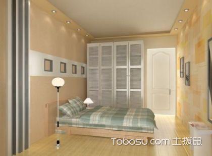 狭长型卧室装修