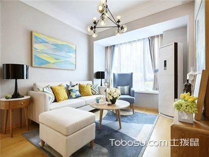 65平米小户型装修案例,65平简约公寓设计效果图