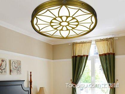 卧室灯用方形还是圆形?卧室灯具搭配技巧