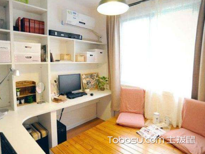 小户型书桌柜设计方法有哪些?小户型书桌柜设计要注意哪些?