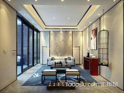 120平方房子設計圖,新中式120平三室兩廳房子設計欣賞
