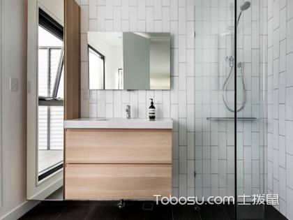 卫生间瓷砖颜色搭配图,卫生间颜色搭配案例介绍