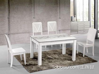 钢化玻璃餐桌好吗?钢化玻璃餐桌有哪些优点