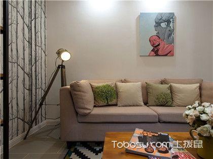 51平米公寓装修效果图,带你欣赏简约装修的舒适美!