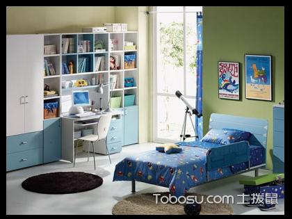 小男孩的房间装修效果图