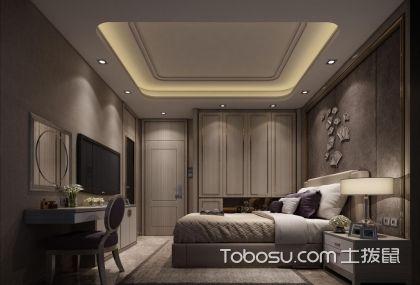 卧室吊顶材料选购基本原则及施工验收标准
