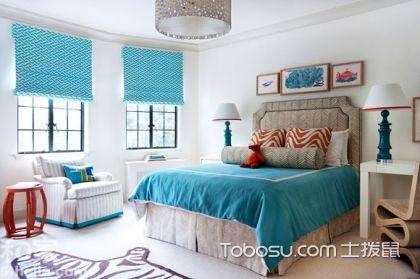 如何选择暖色调的床品,给你家的卧室升升温