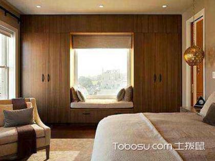 卧室飘窗贴瓷砖效果图好看吗?卧室飘窗设计要注意什么?